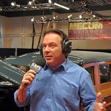 Cox. Crew Prepare for New Mecum Season on HD Theater