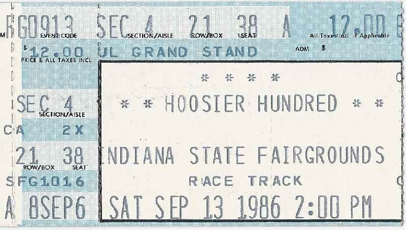 SHORT TRACK: Hoosier Hundred Still Reigns Supreme