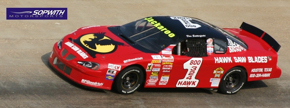 SHORT TRACK: A Get-Well Card to Don Satterfield
