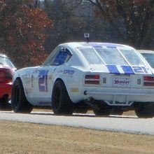 VIDEO: Sopwith Scores Podium at Last Weekend's COMMA Club Race