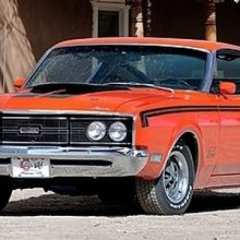 CLASSIC CARS: Mercury Cyclone for Dummies