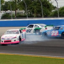SHORT TRACK EXCUSES: Me, Danica and Barney Oldfield