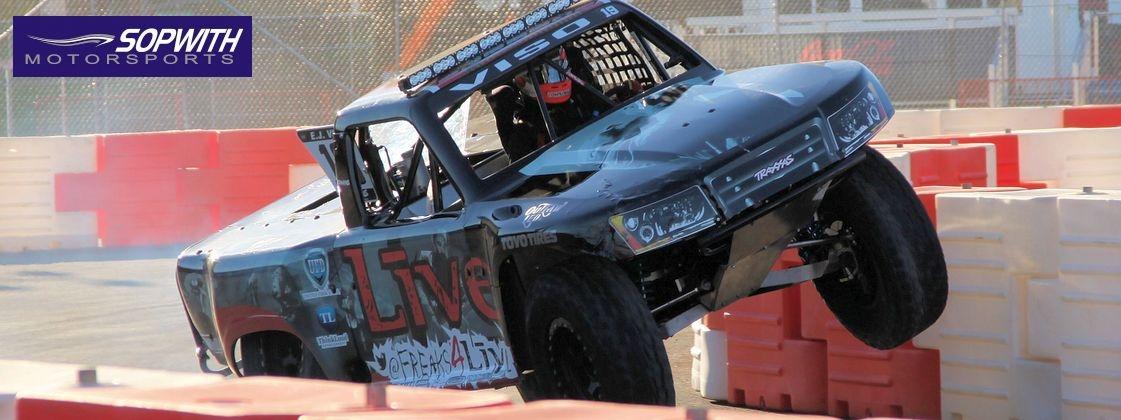 E. J. Viso Finds New Life in Stadium Trucks