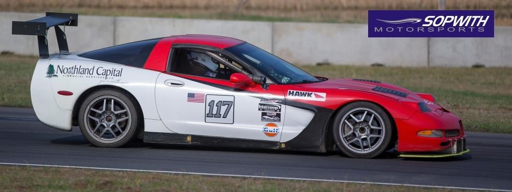 Cox Continues Banner Season with Corvette Team