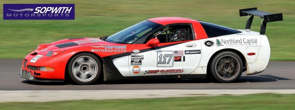 Video Re-Cap, Sopwith Wins at Gingerman Raceway