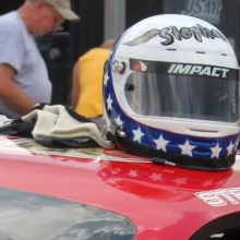 Cox Runs 2nd Before Cutting Tire; Ebeling Wins Lonesome Pine