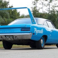 PLYMOUTH SUPERBIRD: The Car That Richard Petty Built