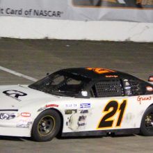 Stephen Cox Returns to Ovals at Dominion Raceway This Weekend