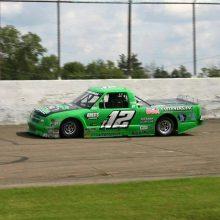 Stephen Cox Returns to Trucks, Dirt Track Racing