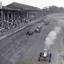 Discovery in Indiana Attic Sheds New Light on Construction of Winchester Speedway