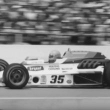 """""""Racers, Save Your Hearing!"""" Said Indy 500 Rookie of the Year"""