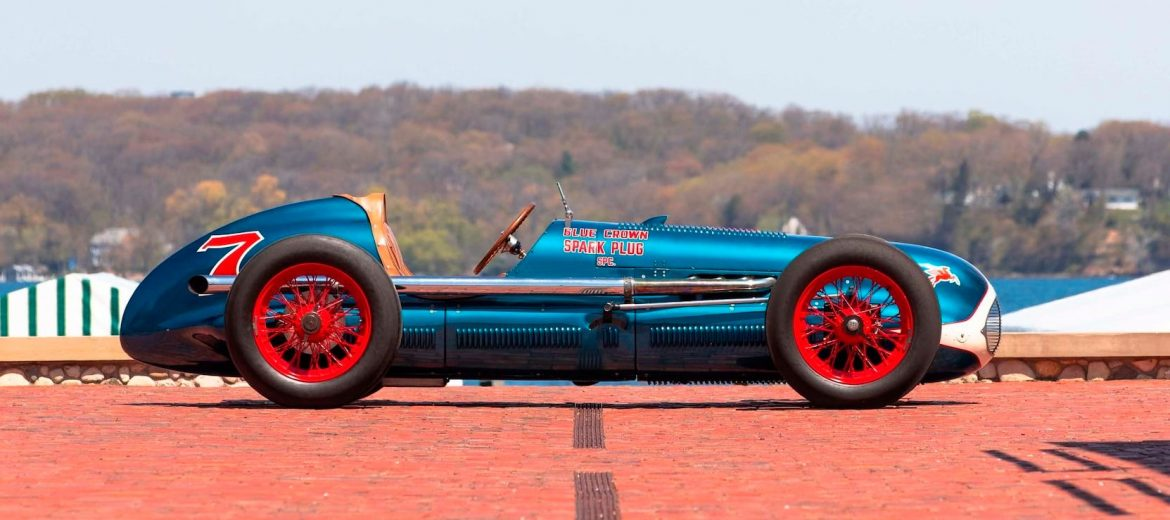 Live Mecum Auction Returns to Indianapolis with 2500 Collector Cars, July 10-18