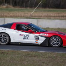 104+ Performance Corvette to Test at Brainerd International Raceway
