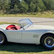 AC Cobra Goes Electric?